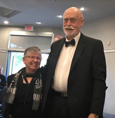 Robert Wiltzen and Anita Kuzik