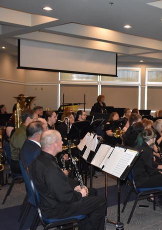 Fort Sask Community Band Members