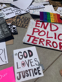 End police terrorism