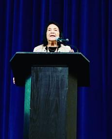 Civil rights leader, Dolores Huerta