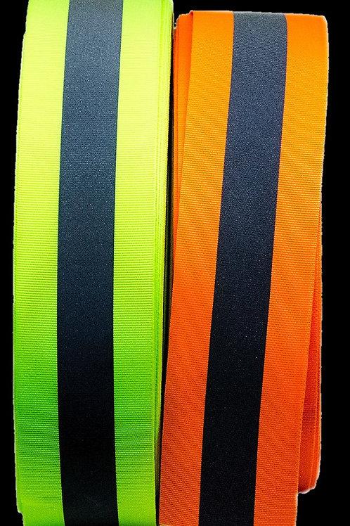 Tecido Refletivo Mix  5 cm de largura - Rolo com 100 m