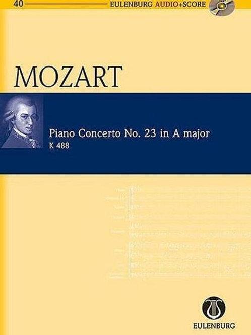 Mozart - Piano Concerto No.23 in A major K488