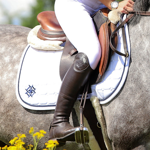 Eventing White & Navy Bundle