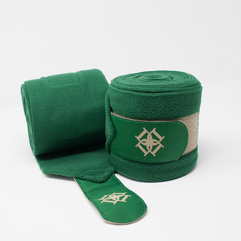 Dapple Irish Green Bandages
