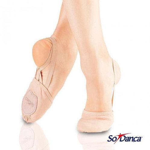 SO DANCA HALF SOLE SHOE