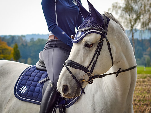 Eventing Navy & White Bundle