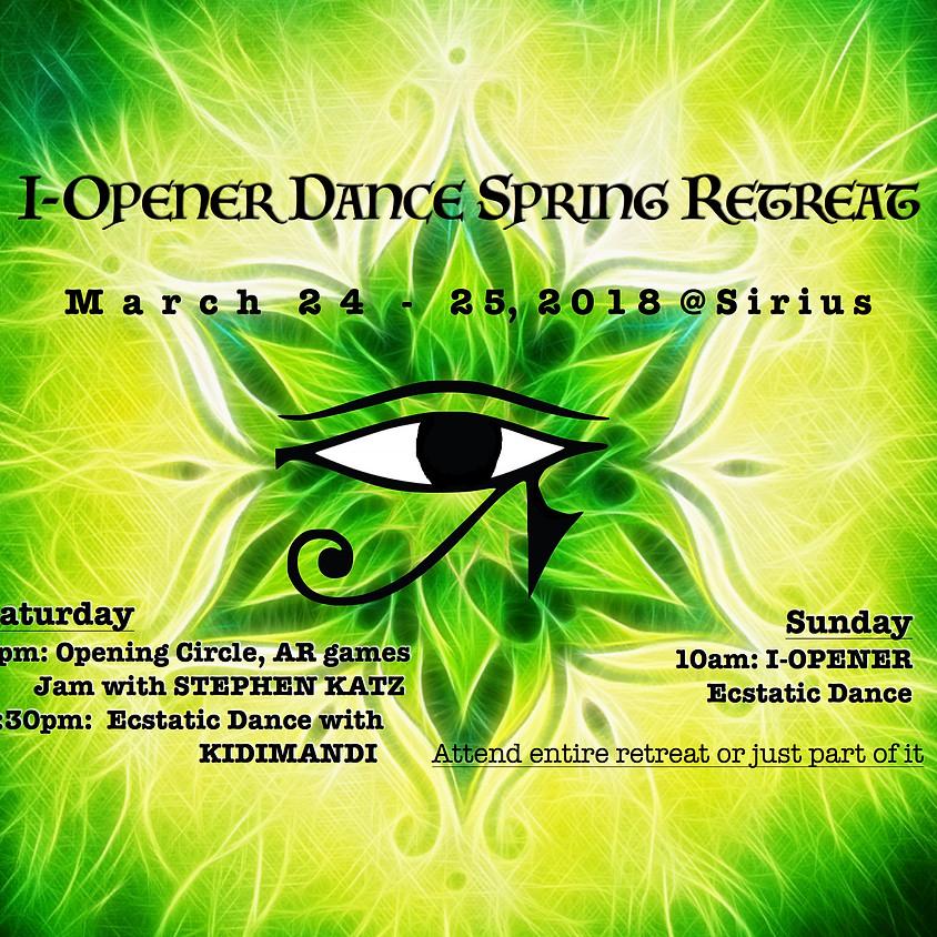I-Opener Dance Spring Retreat