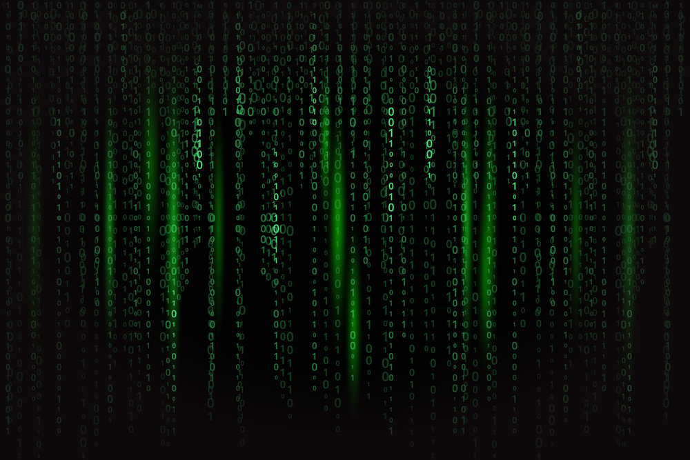 Digital DoJo binary code