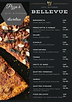 © Pizza à discretion Hotel Restaurant Bellevue in Naters
