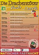 Zum Program der löblichen Drachentöter in Narvik