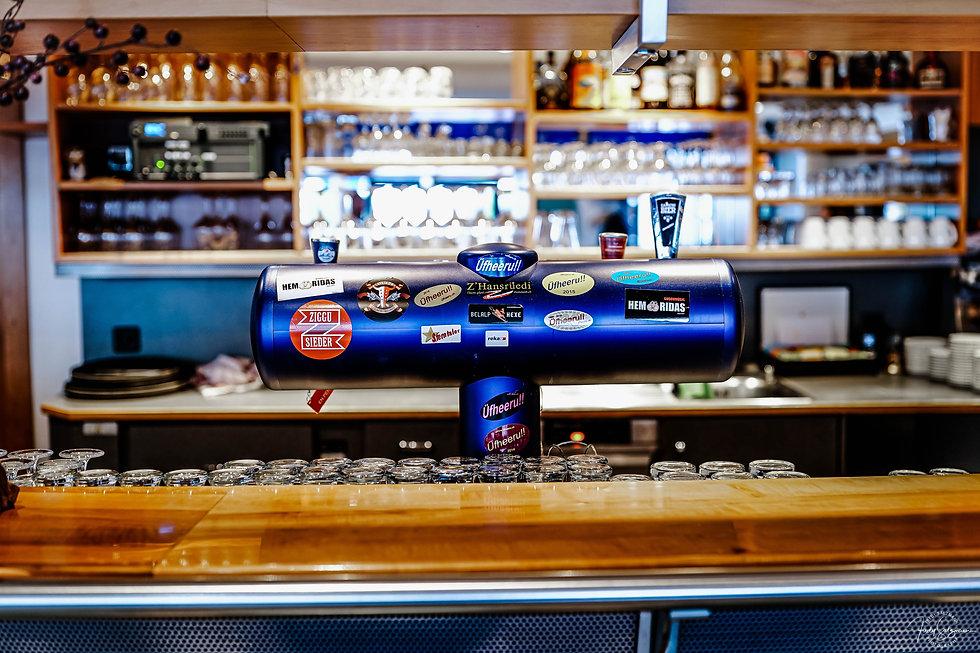 © Hotel Restaurant Bellevue im Herzen von Naters