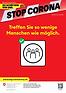 BAG - Corona Virus Schliessung des Betriebes !