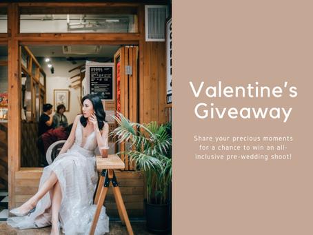 Valentine's Giveaway