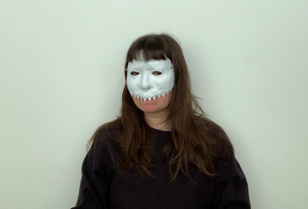 Self Portrait (Half Mask #2).jpeg