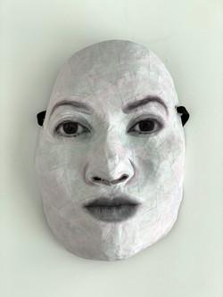 Self-Portrait (Black and White #2)
