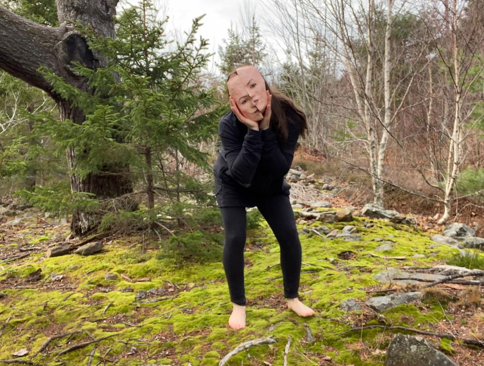 Self Portrait (In the Woods #5).jpeg
