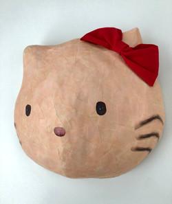 Self Portrait as Hello Kitty