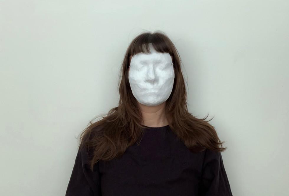 Self Portrait (White Face #1) .jpeg
