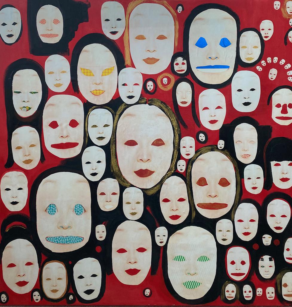 Self Portrait (flat mask compilation).jp