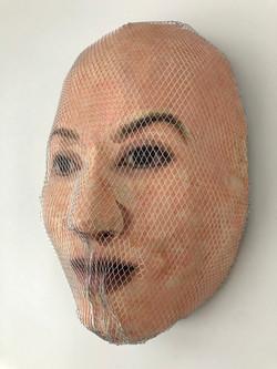 Self Portrait (Caged)