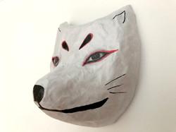 Self Portrait as Kitsune:Spirit Fox
