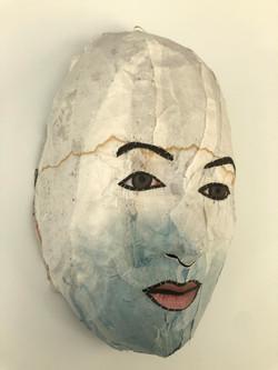Self Portrait (Japanese Materials #1)