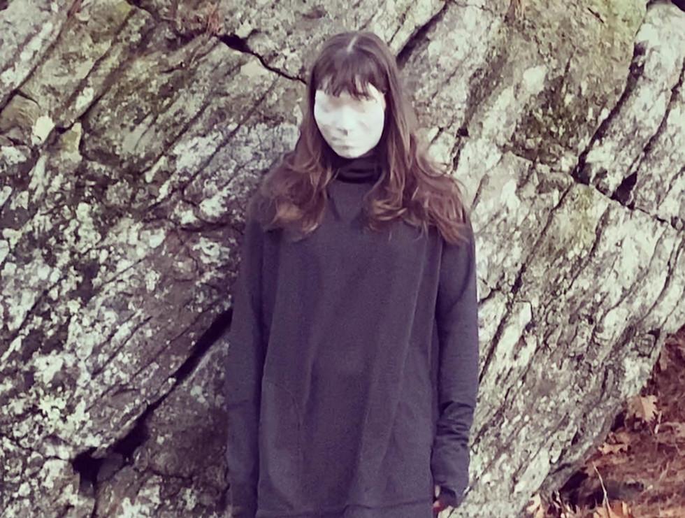 Miya with White Mask, pic #2, taken by A