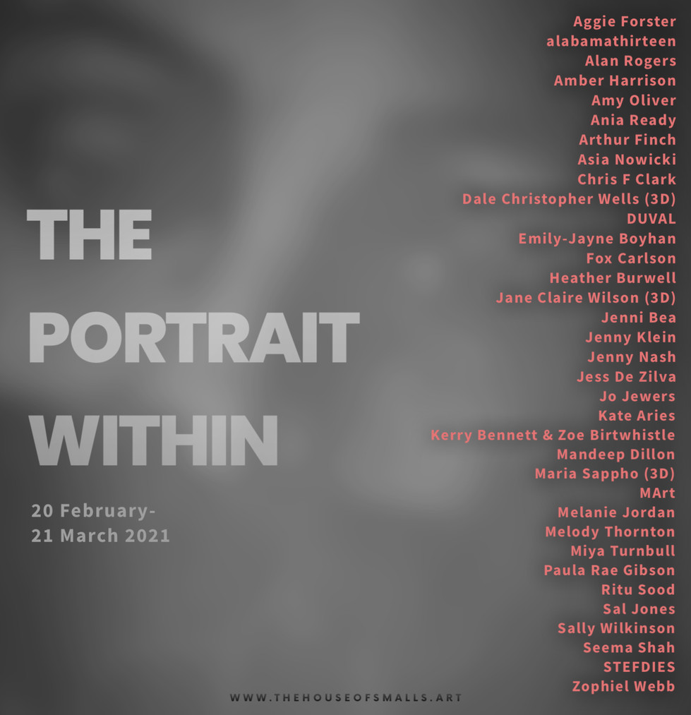 The Portrait Within - square PLS USE THI