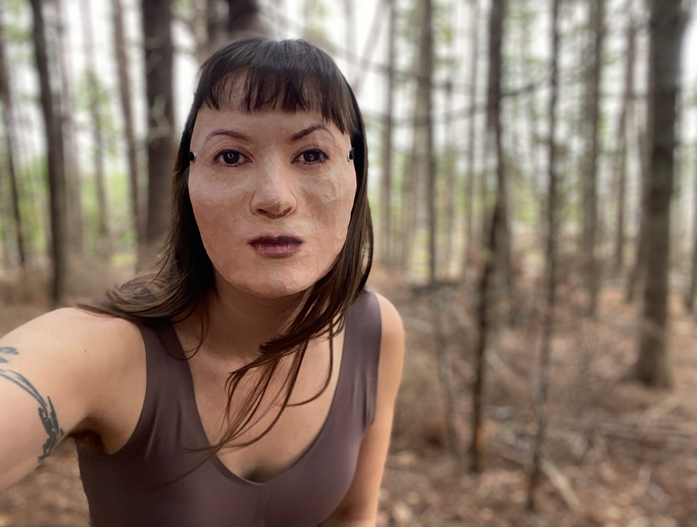 Self Portrait (In the Woods).jpeg