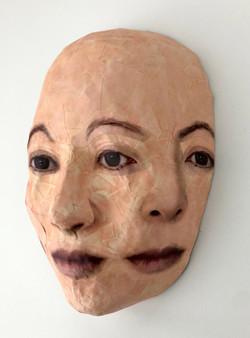 Self Portrait (Shifted Profile)