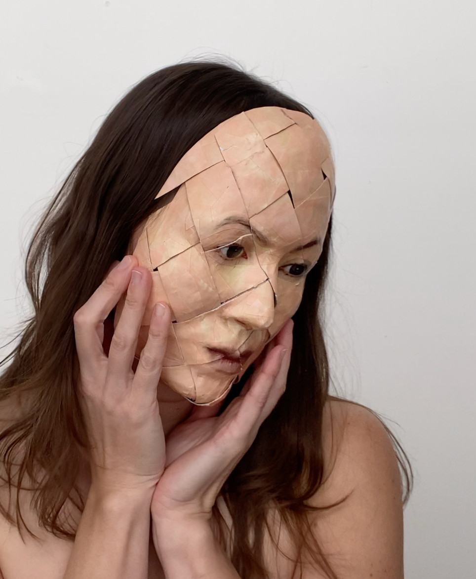 Self Portrait (Woven Mask).jpeg
