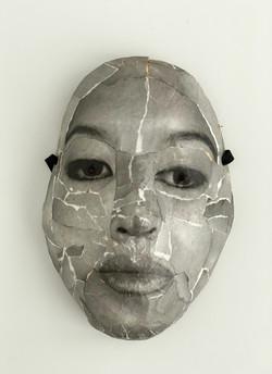Self-Portrait (Black and White #1)- wear