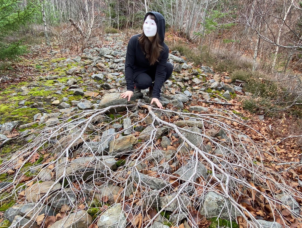 Self Portrait (In the Woods #17.jpeg