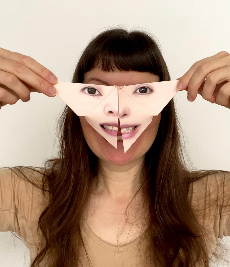 Self Portrait (Origami Butterfly).jpeg