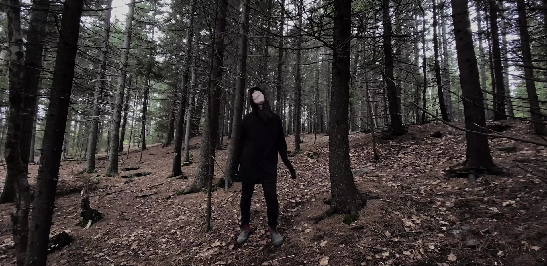 Self-Portrait (In the Woods).mp4