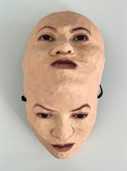 Self Portrait (Double Mask)