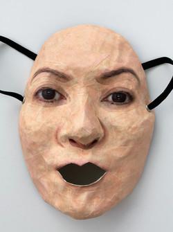 Self-Portrait (Mouth:Teeth:Tongue)