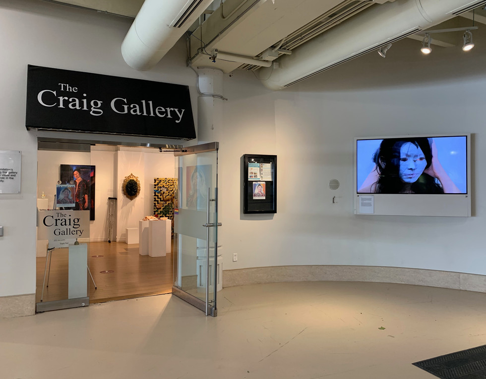 Video piece at the Craig Gallery.jpeg
