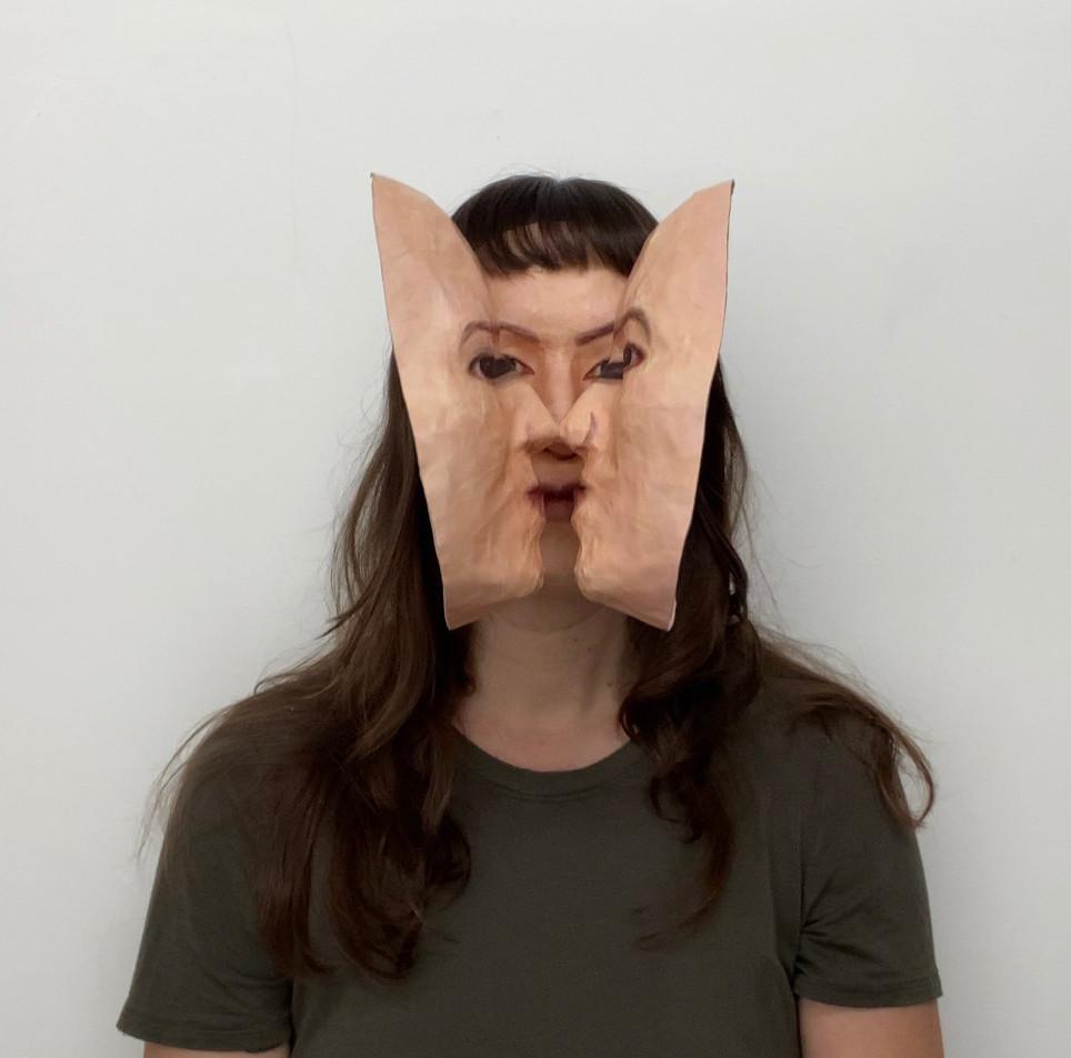 Self Portrait (Inside Out - variation #2