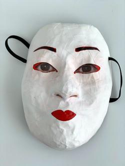 Self-Portrait as a Geisha