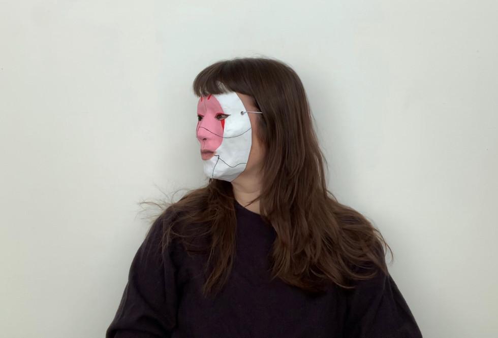 Self Portrait (Robot Geisha #2).jpeg