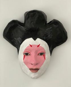 Self Portrait as Robot Geisha