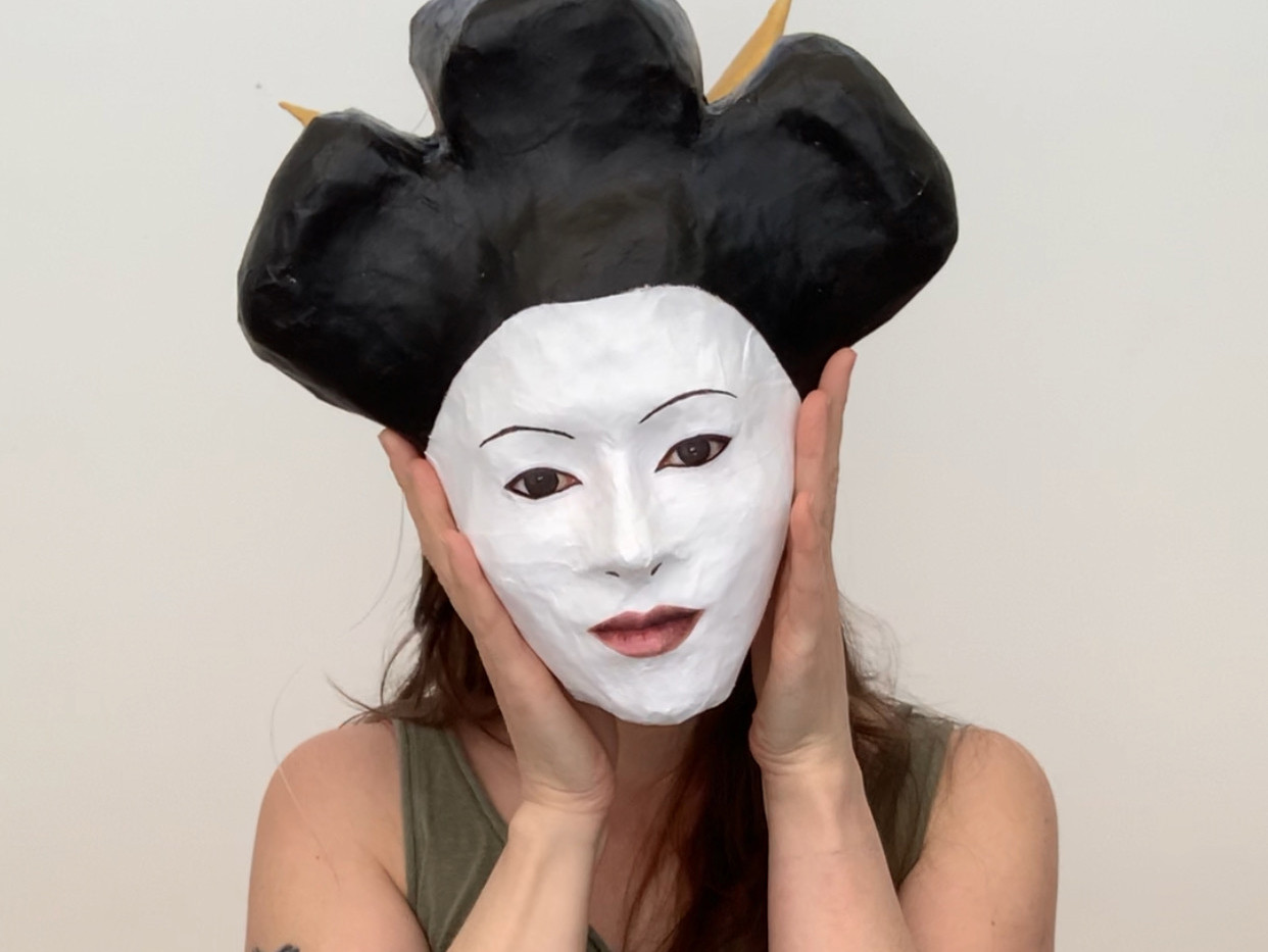 Self Portrait (Bunraku Woman).jpeg