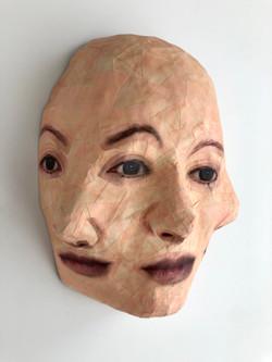 Self Portrait (Shifted Profile Variation