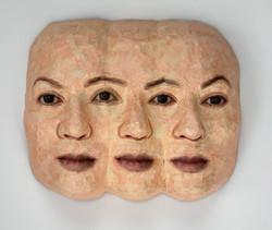 Self-Portrait (Triplets)