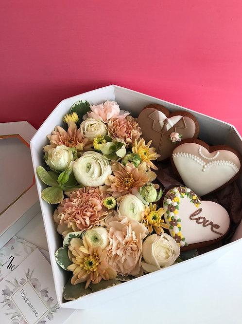 Свадебное сердце