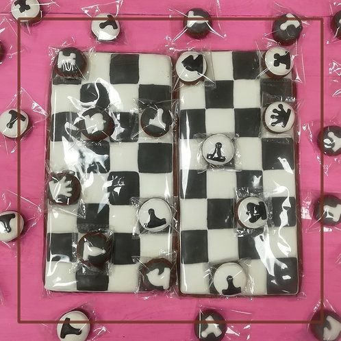 "Пряничный набор ""Шахматы"""