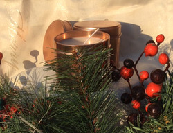 Soy Wax Candles - Home made