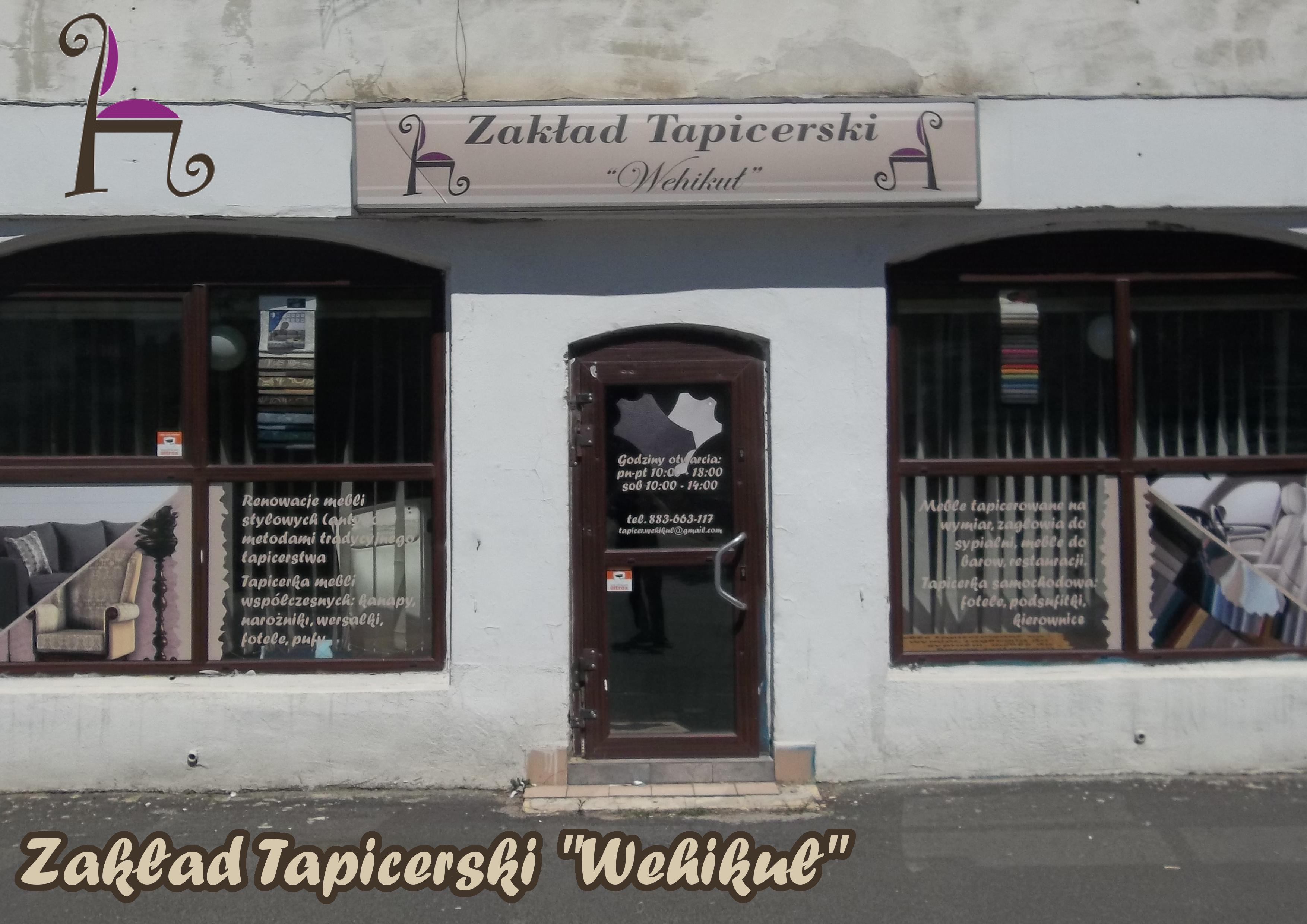 Zakład Tapicerski Wrocław