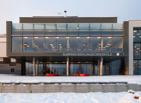 Semester start - nye lokaler på Gjøvik!
